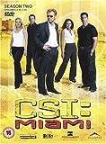 CSI: Crime Scene Investigation - Miami - Season 2.2 [UK Import] - CSI: Miami