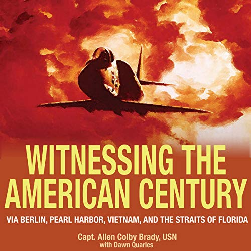 Witnessing the American Century audiobook cover art