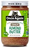 Best Almond Butters - Once Again Organic Almond Butter, Crunchy, 16 oz Review