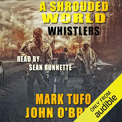 Whistlers audiobook cover art