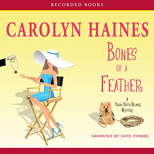 Bones of a Feather audiobook cover art