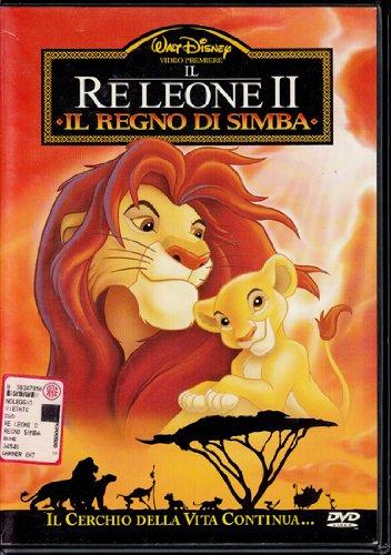 Il Re Leone II - Il Regno di Simba - 1° Edizione Warner Z8 34549
