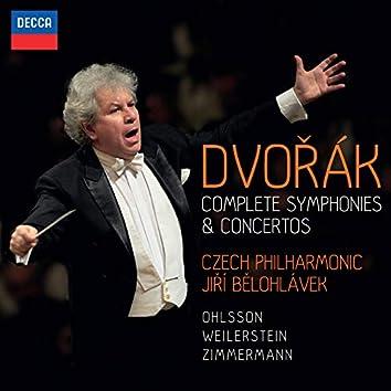 Dvorák: Complete Symphonies & Concertos