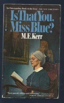Is That You, Miss Blue? 0694056154 Book Cover