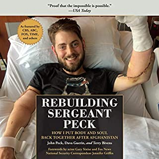 Rebuilding Sergeant Peck cover art