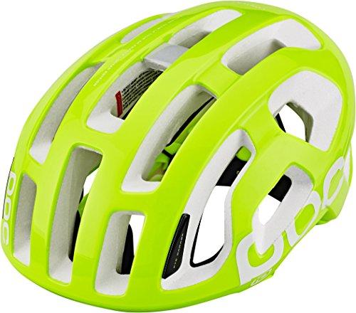 POC Octal - amarillo/verde Contorno de la cabeza 50-56cm 2017