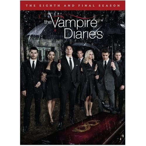 Amazon.com: The Vampire Diaries: The Complete Eighth and ...