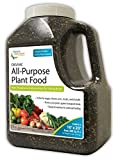 Natural Alternative 5-5-5 Organic All-Purpose Starter Plant Food...