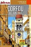 Guide Corfou - Îles Ioniennes 2020 Carnet Petit Futé