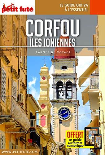 Guide Corfou 2020 Carnet Petit Futé