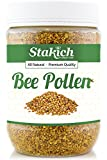 Stakich BEE Pollen GRANULES 40 lb - 100% Pure, Natural, Unprocessed -