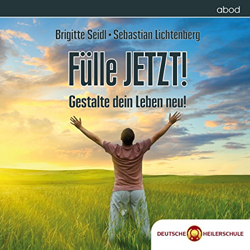 Fülle JETZT! Gestalte dein Leben neu! audiobook cover art
