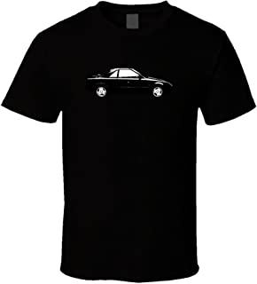 1985 Toyota Mr2 Mk1 B and W Vintage Car Lover Driver Gift T Shirt