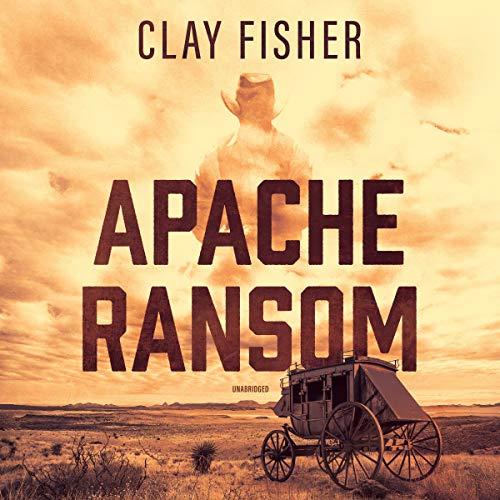 Apache Ransom audiobook cover art