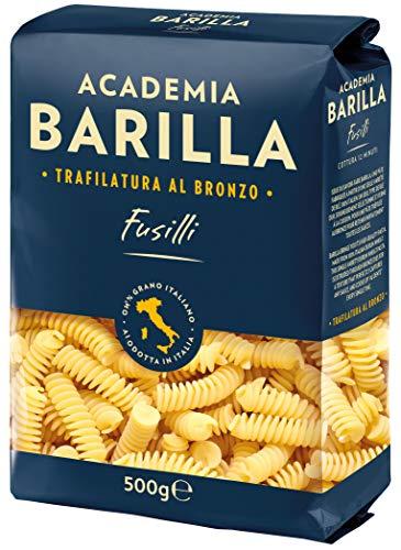 Barilla Pasta Hartweizen Academia Fusilli – 12er Pack (12x500g) - 2