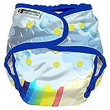 Best Bottom AI2 Reusable Cloth Diaper Shell - Through the Storm