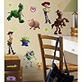 RoomMates Toy Story 3 Glow In The Dark Peel and Stick Wall Decals - RMK1428SCS, Multi