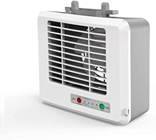 GaLon USB Mini Aire Acondicionado portátil Refrigerador Enfriador Ventilador de Escritorio Espacio en el Espacio Personal Ventilador de enfriamiento de Aire para la Oficina de Verano Hogar