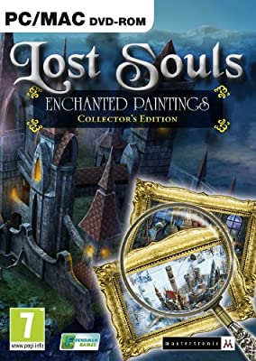 Lost Souls: Enchanted Paintings (PC/Mac DVD)