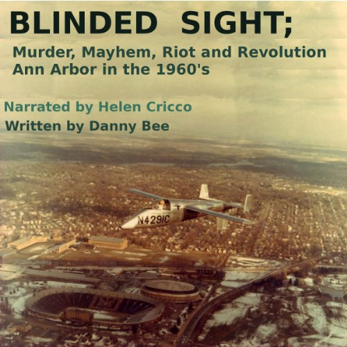 Blinded Sight audiobook cover art