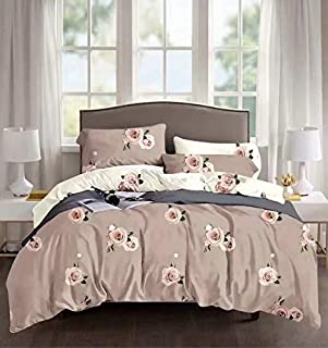 Comfortable Home 6piece King Size Bedding Sets,220x240cm /50