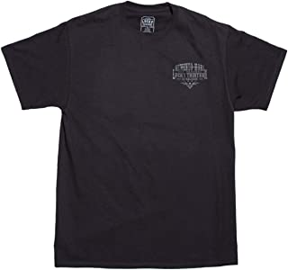 Lucky 13 Men's Last Ride T-Shirt Black
