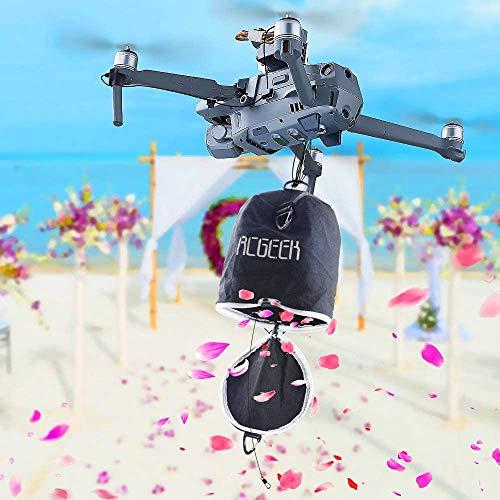 Hensych Borsa a sgancio rapido per drone Mavic 2 Pro/Zoom/Mavic Pro/ Phantom 2/3S/3A/3P/4