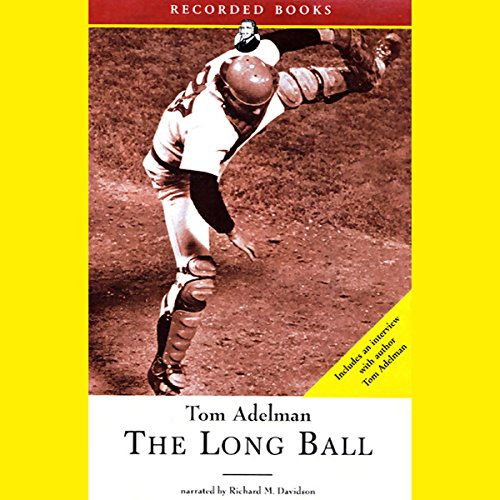 The Long Ball audiobook cover art