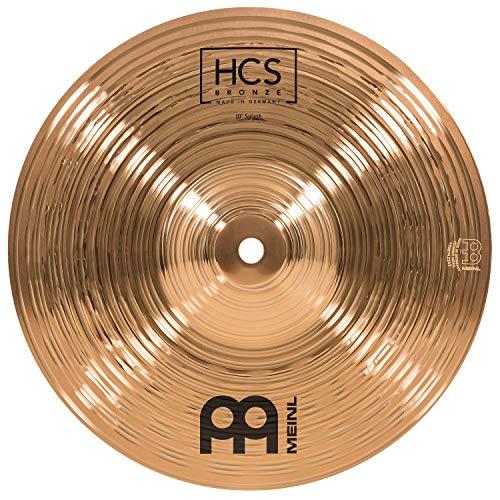 """MEINL Cymbals HCS Bronze Splash - 10"""" (HCSB10S)"""
