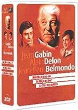 Jean Gabin, Alain Delon, Jean-Paul Belmondo : 3 films (Melodie en Sous-Sol, Un Singe en Hiver, Le Clan Des Siciliens)
