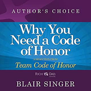 Why Do You Need a Code of Honor? cover art