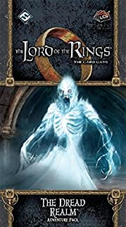 Hurrican Strategy Game - The Lord of The Rings Card Game, Black