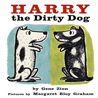 Harry the Dirty Dog cover art