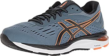 ASICS Men s Gel-Cumulus 20 Running Shoes 9.5M IRONCLAD/Black