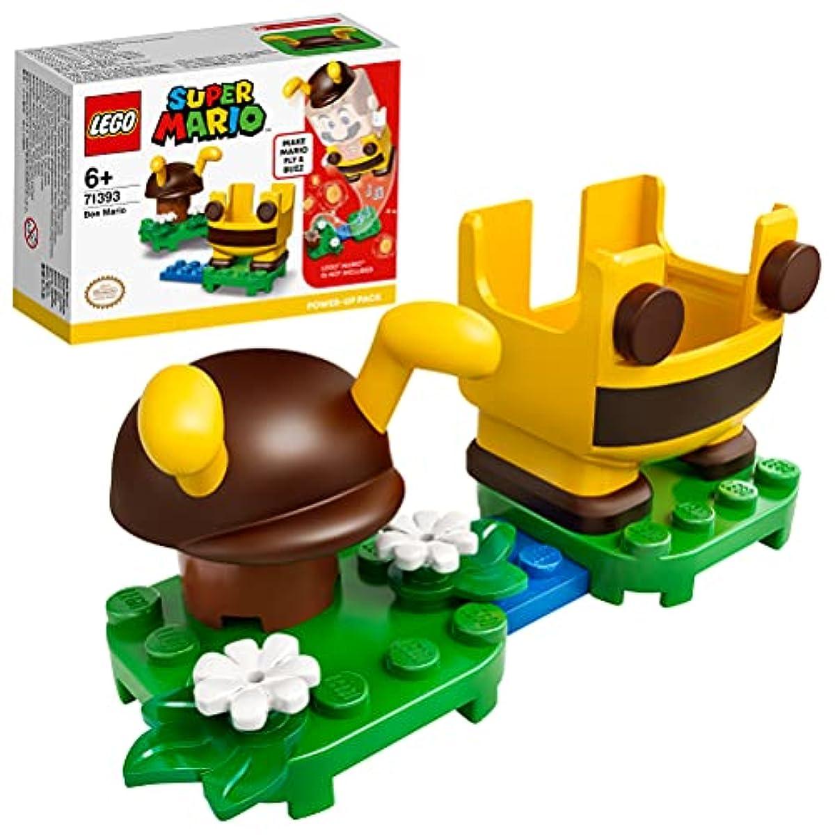 [해외] 레고(LEGO) 슈퍼마리오 꿀벌마리오 파워업팩 71393
