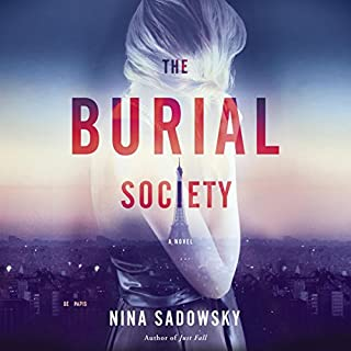 The Burial Society audiobook cover art