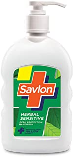 Savlon Handwash Herbal Sensitive, 200 ml