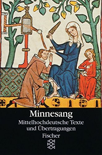 Minnesang: Mittelhochdeutsche Texte