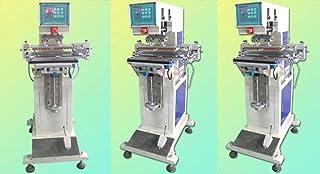 GOWE precisión sidle mecanográfica taza de impresión máquina, máquina tampografía, tampón moreinks