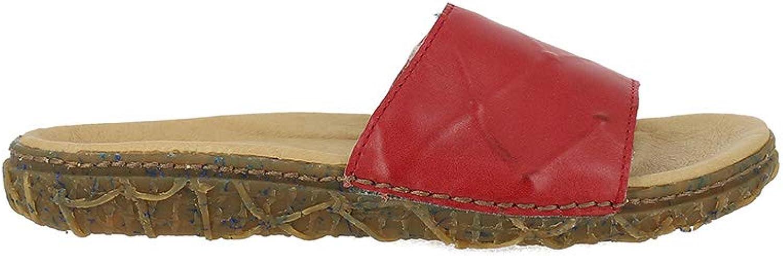 El Naturalista N5502 VAQUETILLA GERANIO rotES Rot Damen Damen Damen Sandalen  6e1a83