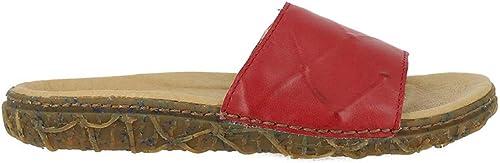 El Naturalista N5502 VAQUETILLA GERANIO rougeES Rouge Rouge Femme Sandales  point de vente