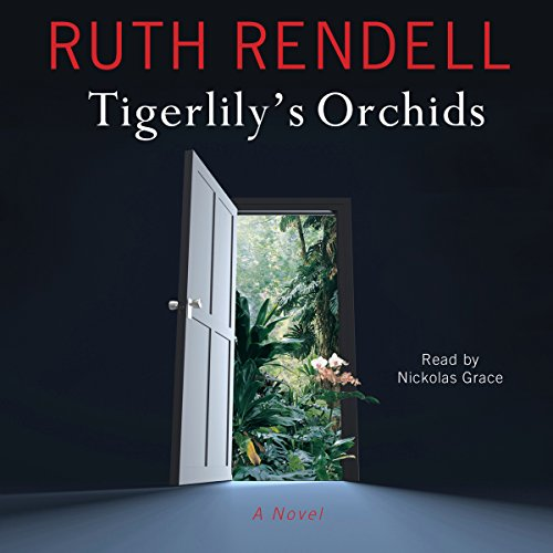 Tigerlily's Orchids audiobook cover art