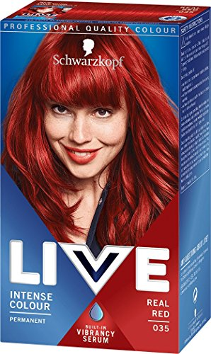 Schwarzkop Live Color XXL 35 Real Red