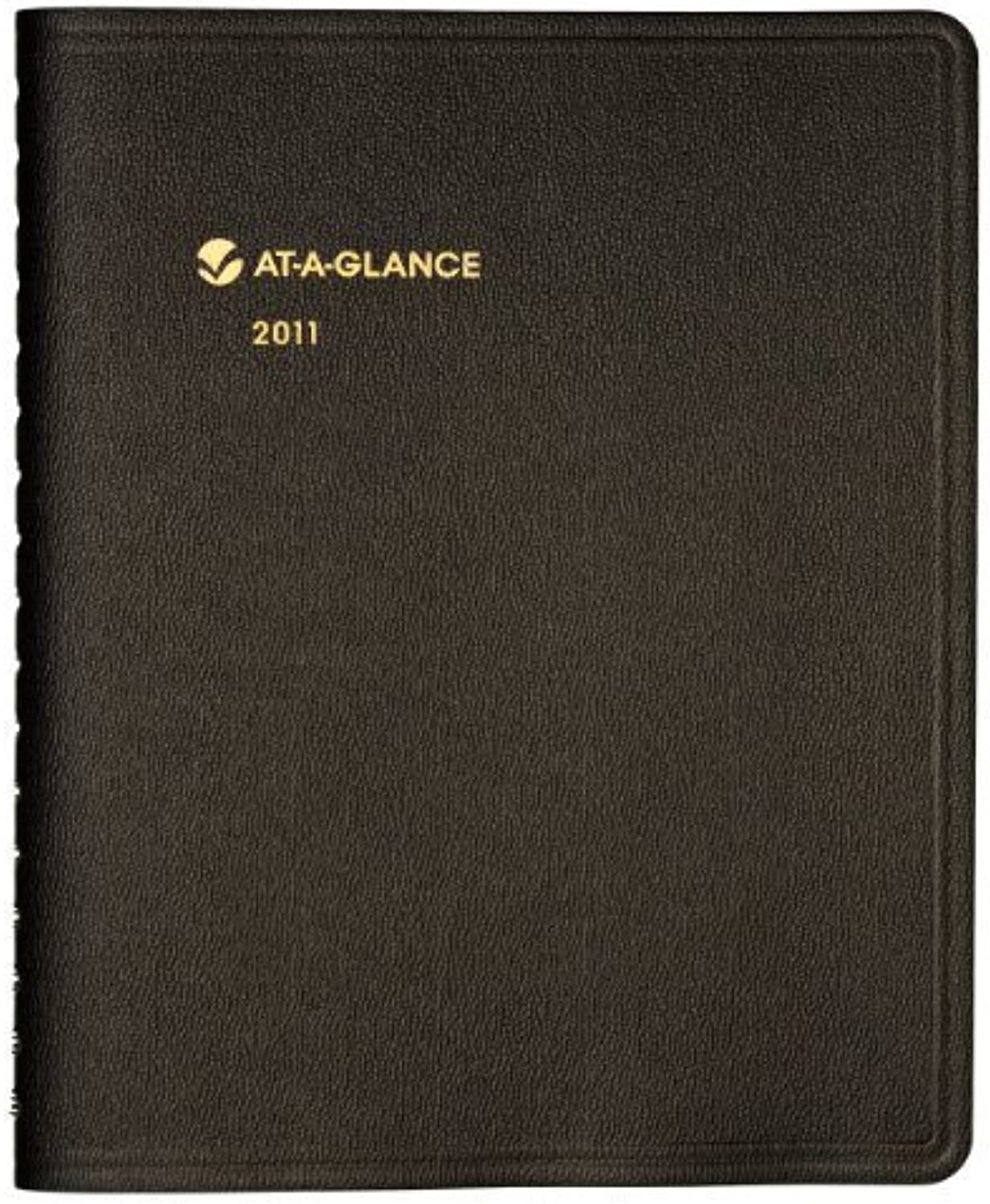 AT-A-GLANCE 7082405 24-Hour 24-Hour 24-Hour Daily Appointment Book, 6 7 8 x 8 3 4, Weiß, 2016 by At-A-Glance B018REI1TW | Ausreichende Versorgung  4e1275