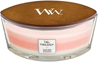 WoodWick Island Getaway Ellipse Trilogy Candle