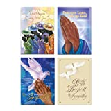 """12 Boxed 5"""" x 7"""" cards 3 of each design Unique african american art on cover Colorful matching envelopes"""