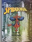 SPIDER-MAN\ livre de coloriage: livre de coloriage - un héros de bandes dessinées et de dessins animés. L'histoire d'un orphelin solitaire qui a acquis une grande force.