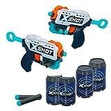 x-shot- Pistole Giocattolo 2X Kickback