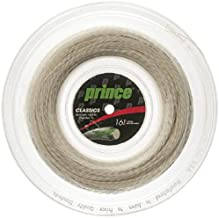 Prince Synthetic Gut with Duraflex 16g White Tennis String Reel