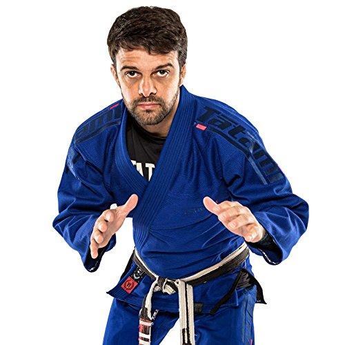 Tatami Fightwear Estilo 6.0 Azul y Azul Marino – A4